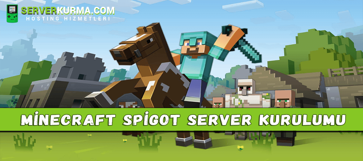 Minecraft Spigot Server Kurulumu